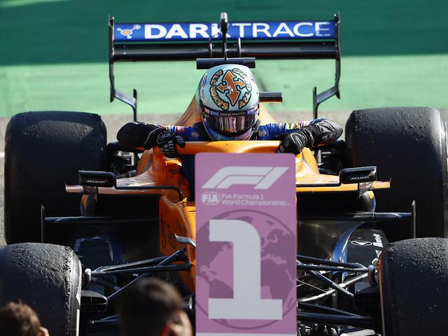 Formel 1: McLaren So fuhr McLaren zurück auf die Siegerstraße
