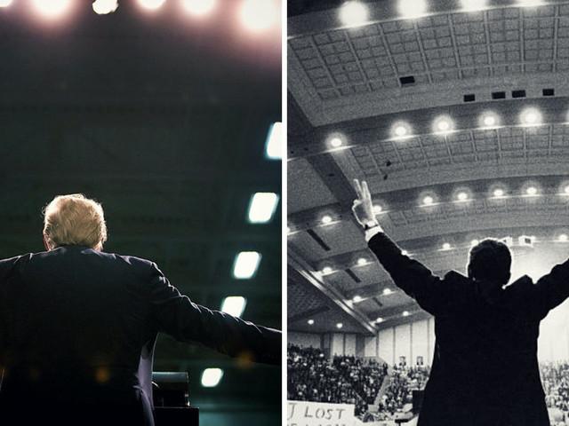 Warum der Vergleich zwischen Donald Trump und Richard Nixon gefährlich ist