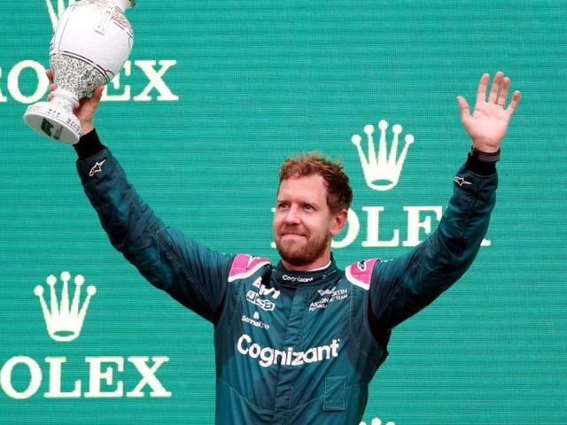 Formel 1: Vettel und Stroll fahren auch 2022 für Aston Martin
