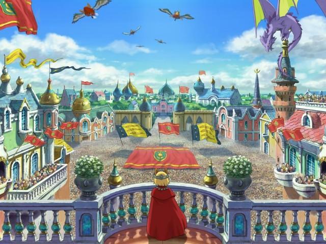 Ni No Kuni 2: Schicksal eines Königreichs - Prince's Edition für Switch veröffentlicht