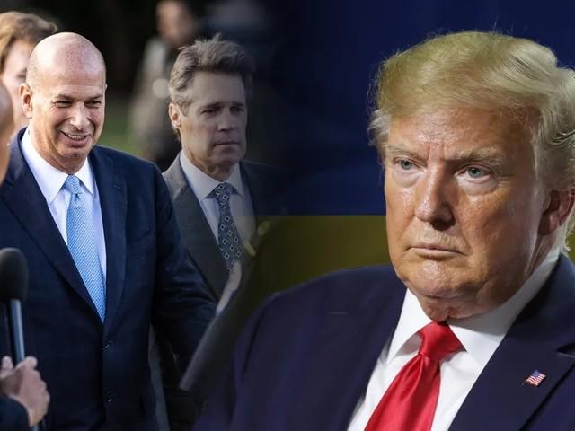 Trumps Plaudertasche ist in der Zwickmühle