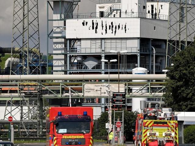 Nach Explosion in Leverkusen: Firma geht von Tod fünf Vermisster aus