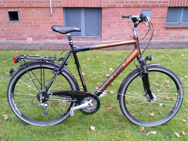 "Raleigh Oakland XXL Alu Trekking City Fahrrad 28"" in Hamburg Hamburg-Nord"