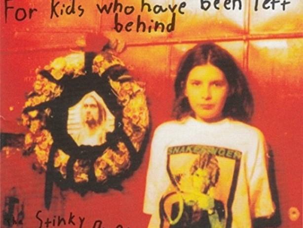 Die etwas andere Superband: Dave Grohl, Krist Novelesic, Jad Fair, Ira Kaplan und ein elfjähriger Sänger