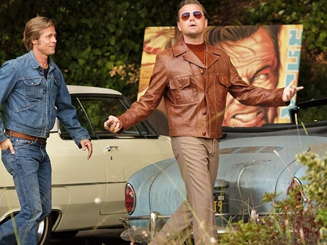 """Wie hat Ihnen """"Once Upon a Time ... in Hollywood"""" gefallen?"""
