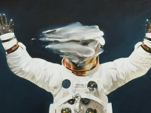 Die Mondlandung in der Kunst: Lost in Space