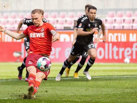 Duda wie einst Beckham: Schlag für Köln im Abstiegskampf