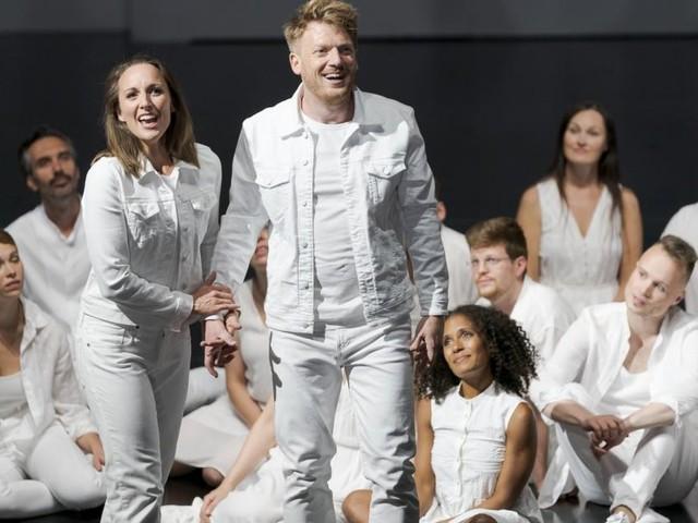 """Viel besser geht es nicht: """"Rappresentatione"""" im Theater an der Wien"""