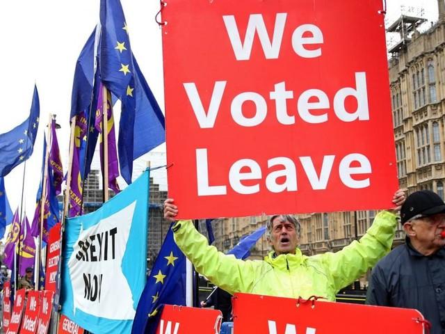 Briten sind kaum auf Brexit-Folgen vorbereitet