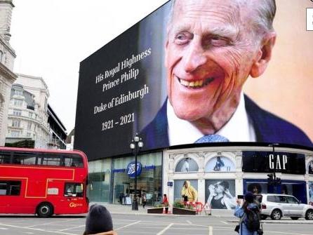 Diese Sender zeigen die Trauerfeier von Prinz Philip live im Fernsehen