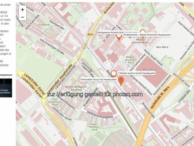 Ort des Tages: Trenkwalder Group AG Headquarter (Kaya Hempel)