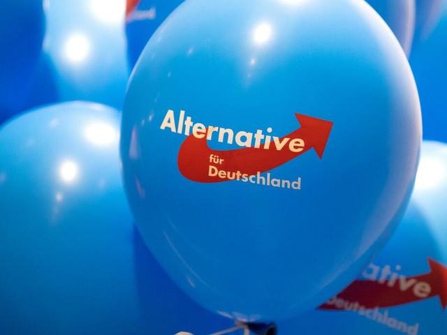 Wahlumfrage: AfD sinkt auf acht Prozent