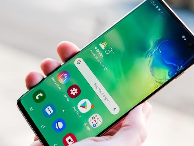 Samsung Galaxy S10 Plus: Das bringt das Update auf Android 10 mit One UI 2.0