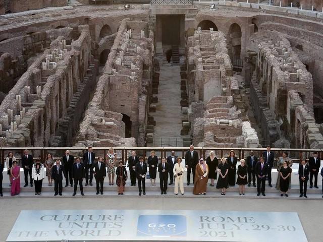 """""""Großer Wachstumsfaktor"""": G20-Kulturminister einigen sich auf detaillierte Erklärung"""