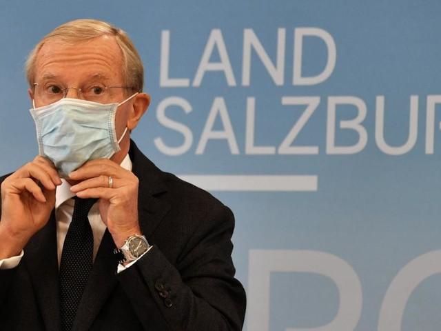 """Haslauer will Massentests """"wie Wahlen organisieren"""""""