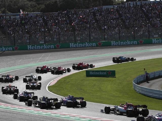 Kein Ersatz für Japan: Es bleibt bei 22 Formel-1-Rennen