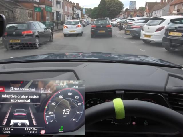 Audi e-tron Fahrassistent begeistert Tesla-Fahrer