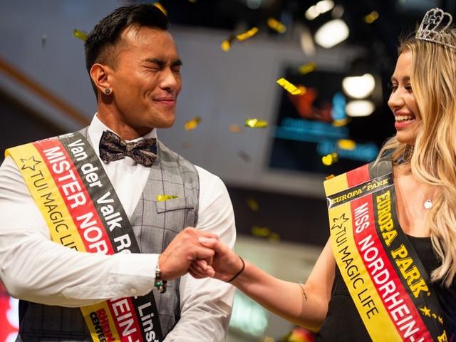 Mister und Miss NRW 2019: Essenerin setzt sich die Krone auf