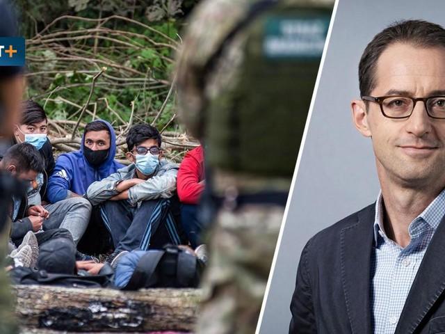 Die EU muss Zeichen setzen gegen illegale Einwanderung