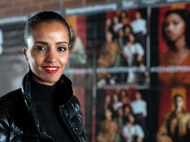 """Sawsan Chebli solidarisiert sich mit Annalena Baerbock: """"Sie wird mit misogynem Hass, mit Sexismus und Hetze überhäuft"""""""