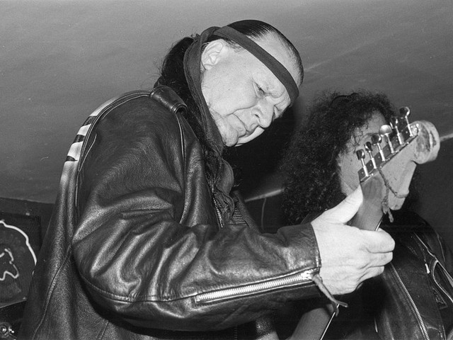 """King of the Surf Guitar"": Dick Dale ist tot"