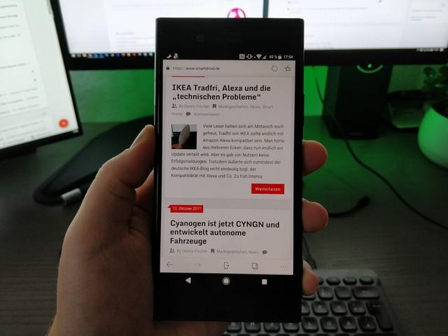 Microsoft Edge: Preview des Browsers für Android verfügbar