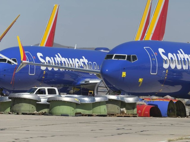 Risse an Boeing-Jets: Southwest Airlines zieht zwei Flugzeuge aus dem Verkehr
