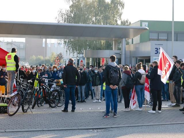 News von heute: Erste punktuelle Warnstreiks im öffentlichen Dienst begonnen
