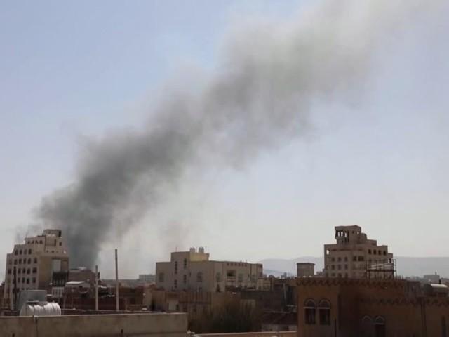 Video: Jemen: Koalition fliegt Angriffe auf Ziele der Huthi
