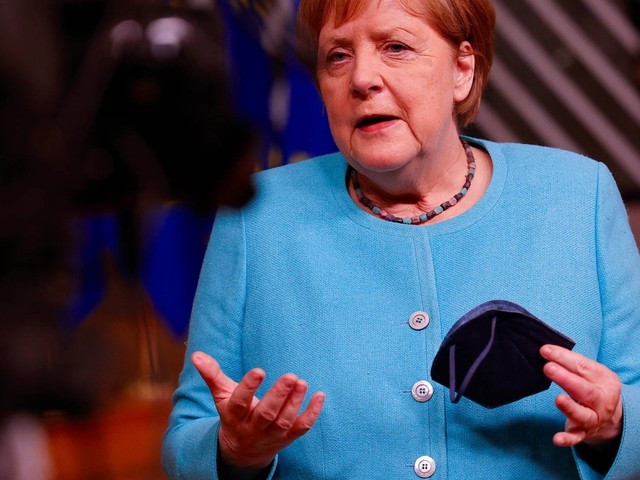 Merkels EU-Niederlage: Mit Putin muss man reden