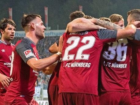 """Zweite Bundesliga: """"Köllners Boygroup"""" begeistert Nürnberg"""