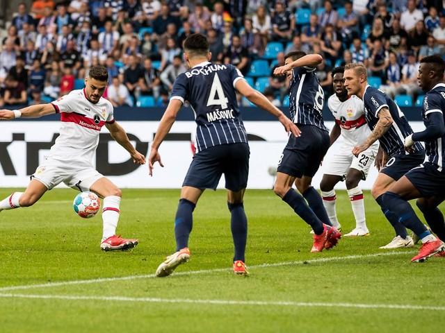 VfB und VfL seit Wochen sieglos: Stuttgart und Bochum finden keinen Gewinner