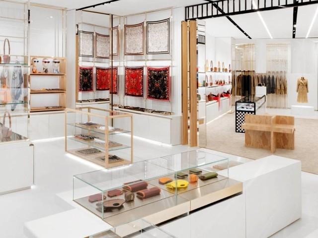Burberry eröffnet Flagship-Store nach neuem Designkonzept in London