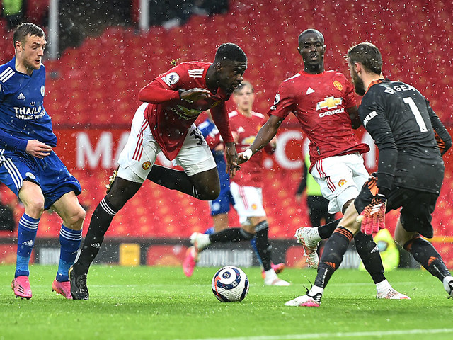 Premier League: Meister auf der Couch: United-Pleite besiegelt ManCity-Titelgewinn