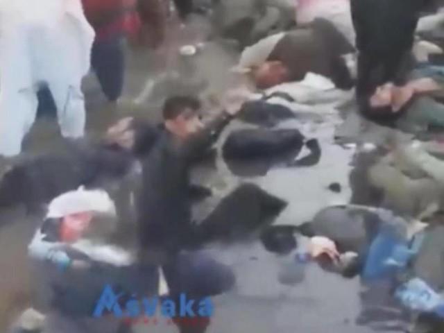 Lage in Afghanistan: IS-Ableger reklamiert Anschlag in Kabul für sich