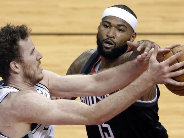 NBA: Jakob Pöltl bei Spurs-Sieg in Houston bester Rebounder