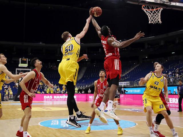 Basketball: BBL-Finals: Starke Reaktion! Pokalsieger Bayern gleicht gegen Meister Alba aus