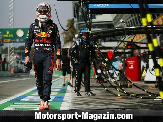 Formel 1, Monza: Strafe für Verstappen nach Hamilton-Crash