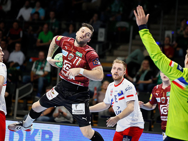 Handball: EL: Zwei HBL-Klubs weiter - Löwen scheitern