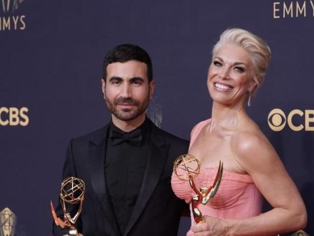 Hollywood: US-Fernsehstars feiern 73. Emmy-Verleihung