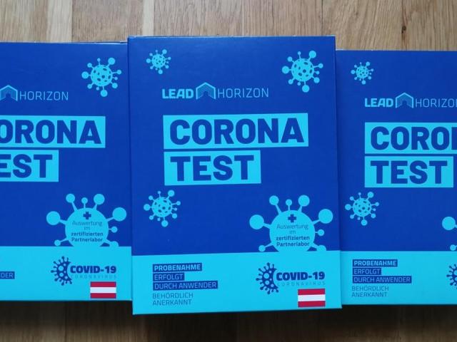 Gratis-PCR-Tests werden ab Ende der Woche in Wien ausgerollt