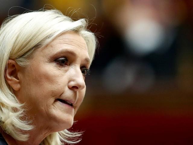 Warum Marine Le Pen jetzt auf Europa setzt