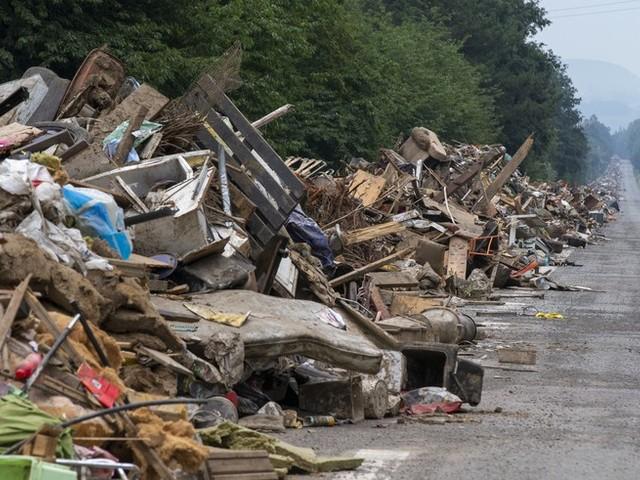 Unwetter-News: Erneut schwere Unwetter in Belgiens Hochwassergebieten +++ Brüssel bietet finanzielle Hilfen an
