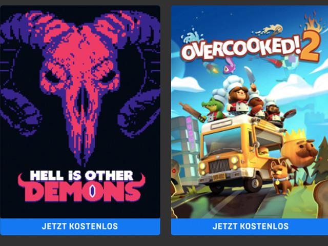 Epic Games Store: Zwei neue Gratis-Spiele abgreifen!
