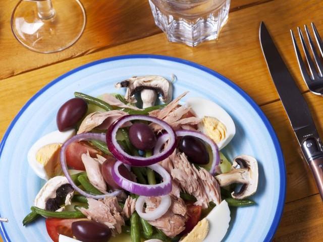 Gute Gründe, warum man Thunfisch-Salat essen darf