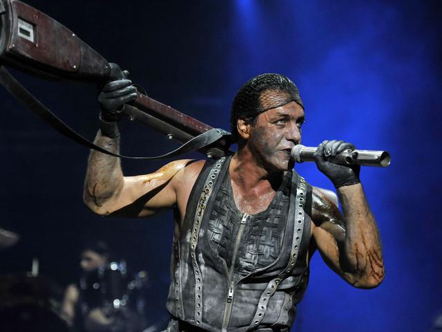 Rammstein planen dreijährige Live-Tour mit neuem Album