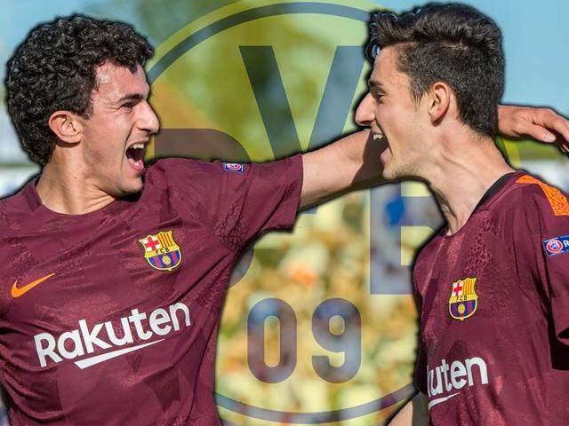 Bericht: BVB schnappt sich Barcelona-Juwel