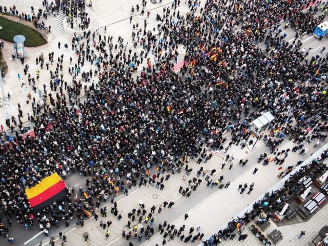 Alternative für Deutschland: Wie Chemnitz die Sicht des Verfassungsschutzes auf die AfD änderte
