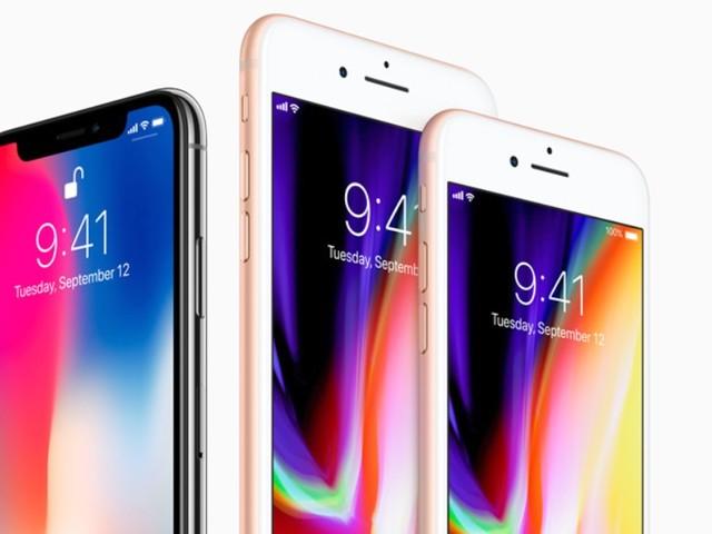 Bericht: Auf das iPhone 8, 8 Plus und X entfielen 61% der US-iPhone-Verkäufe in Q4
