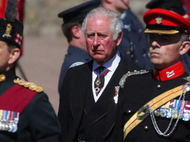 Was Prinz Charles an Harry bei dessen Heimatbesuch am meisten gestört hat